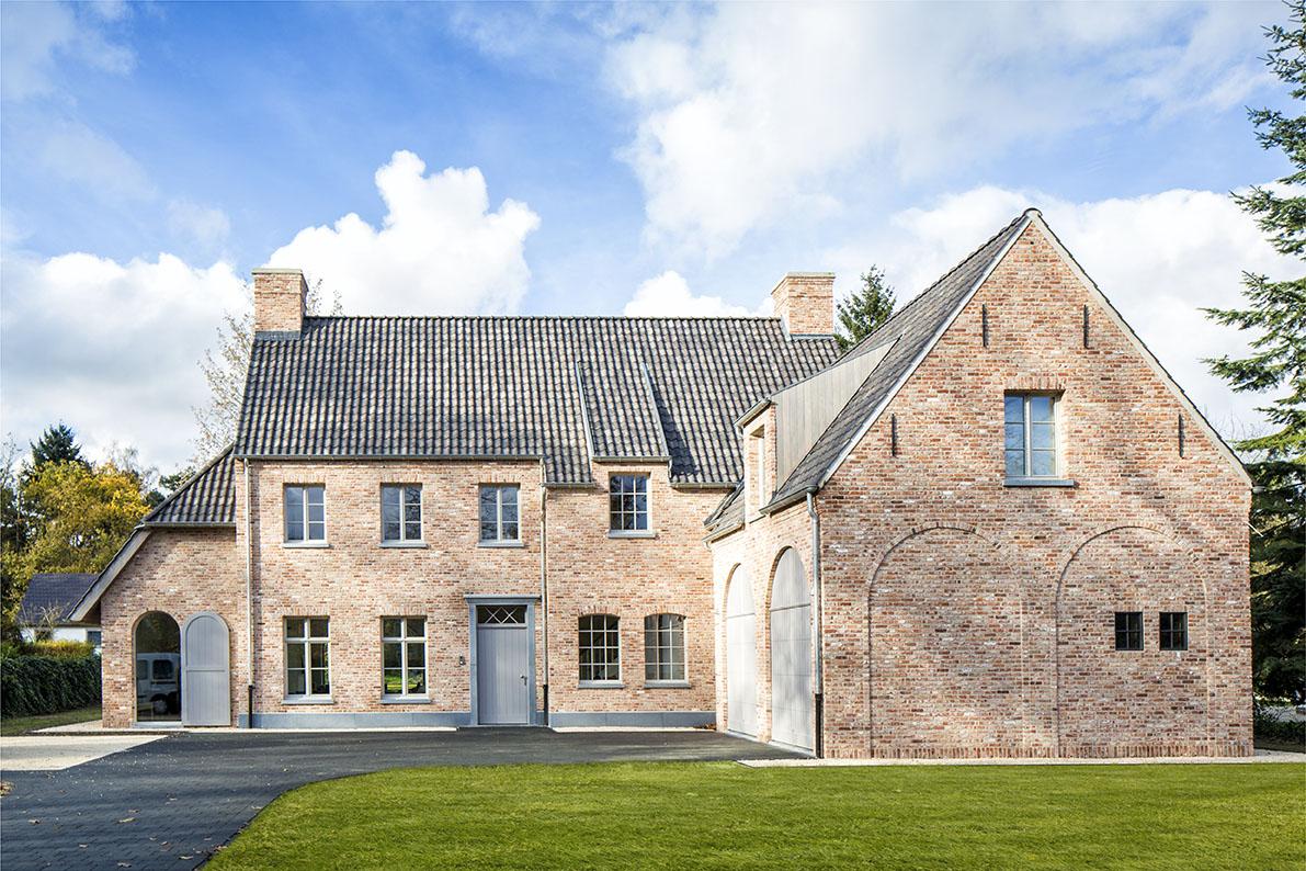 Realisaties architect luxe woningen architectenbureau for Huis in 3d ontwerpen