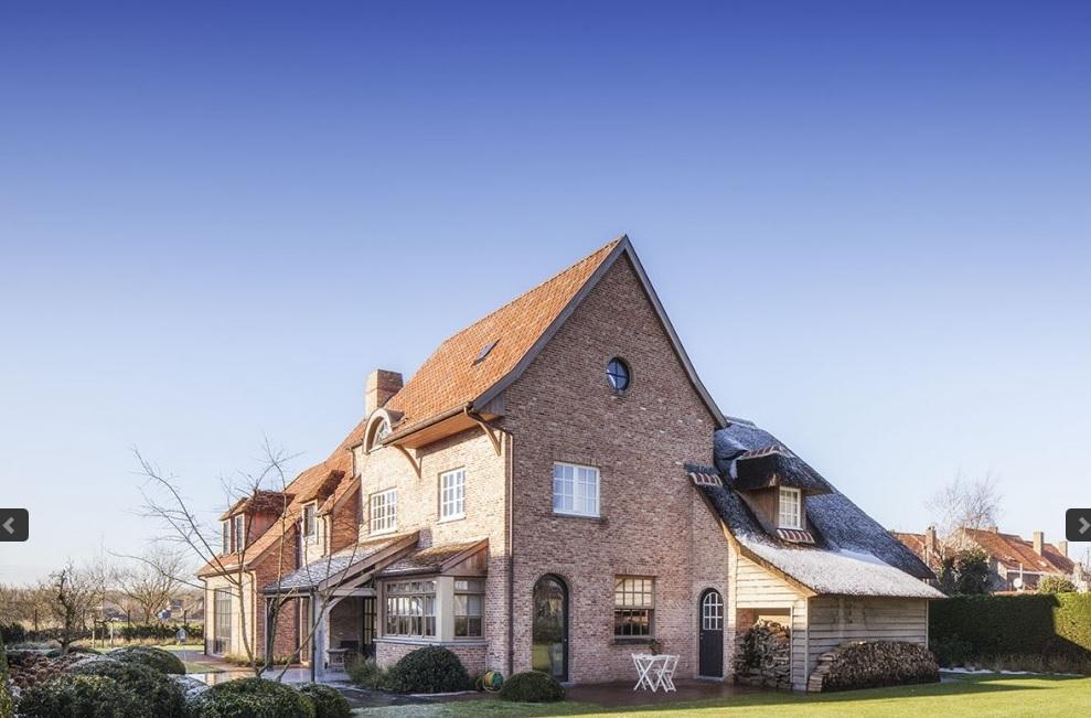 Klassieke stijl architect luxe woningen for Huizen stijlen