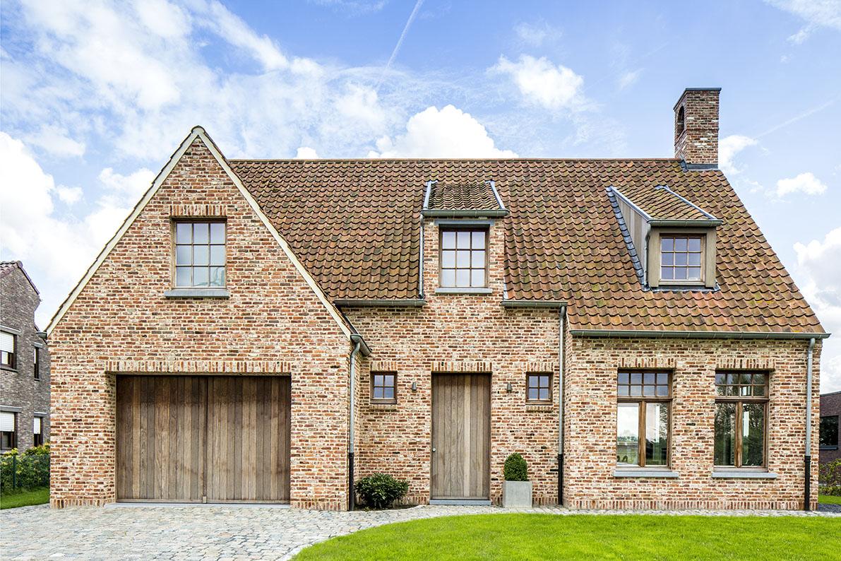 Woning ontwerpen architect luxe woningen for Bouwen en interieur