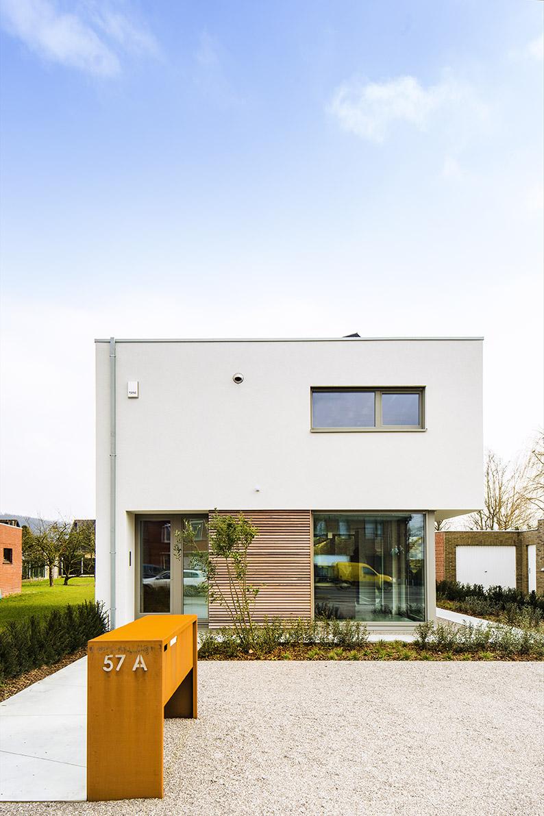 Huis bouwen architect luxe woningen architectenbureau for Nieuwe woning bouwen
