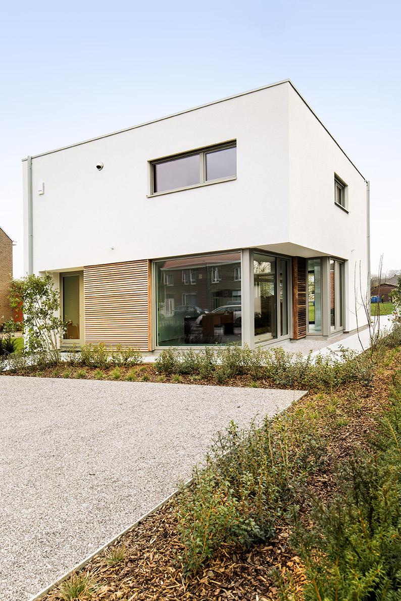 Huis bouwen architect luxe woningen architectenbureau for Dat architecten