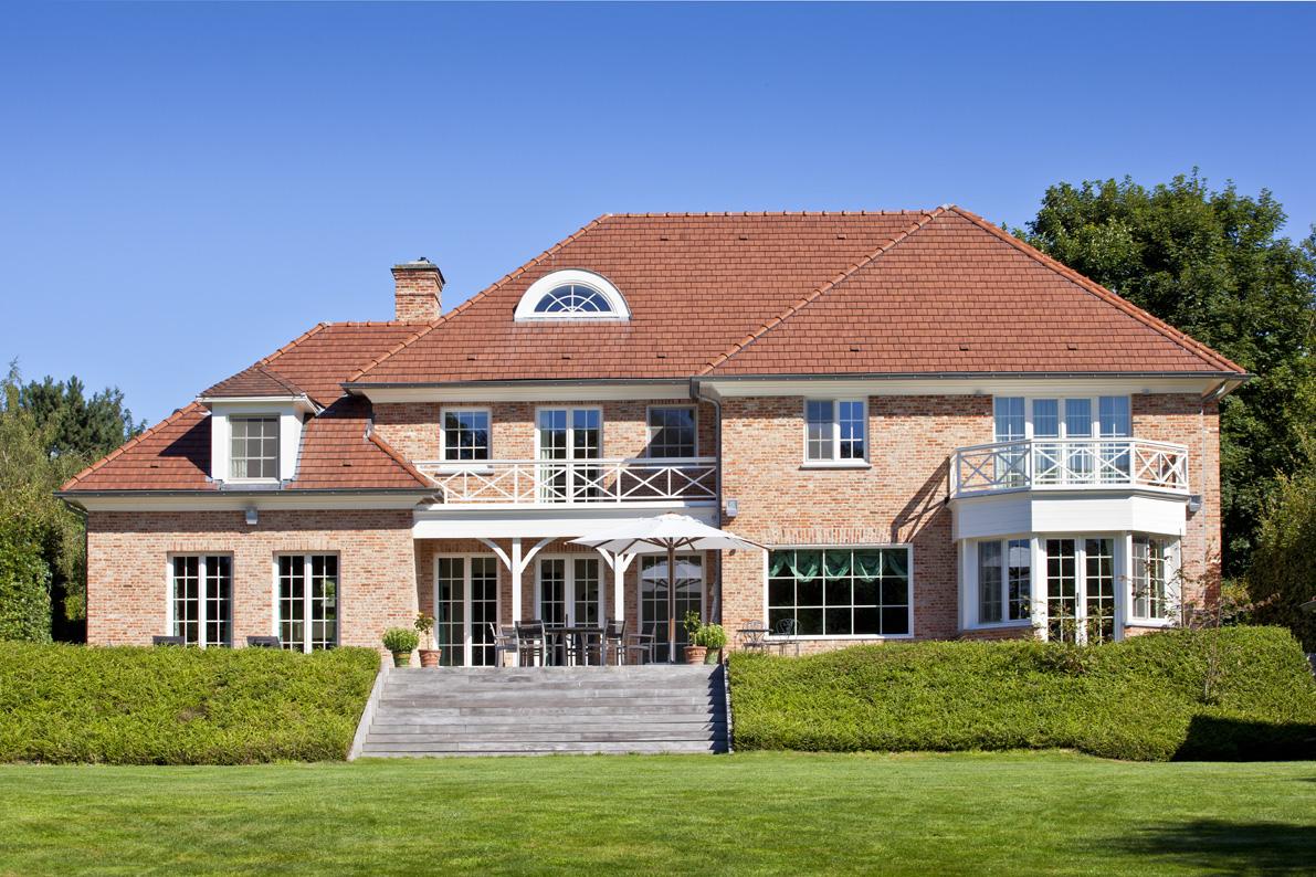 Moderne landhuizen