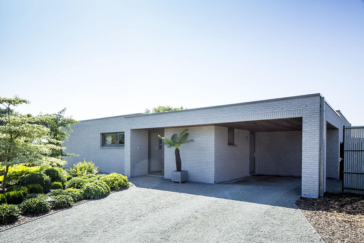 Modern huis bouwen architect luxe woningen architectenbureau